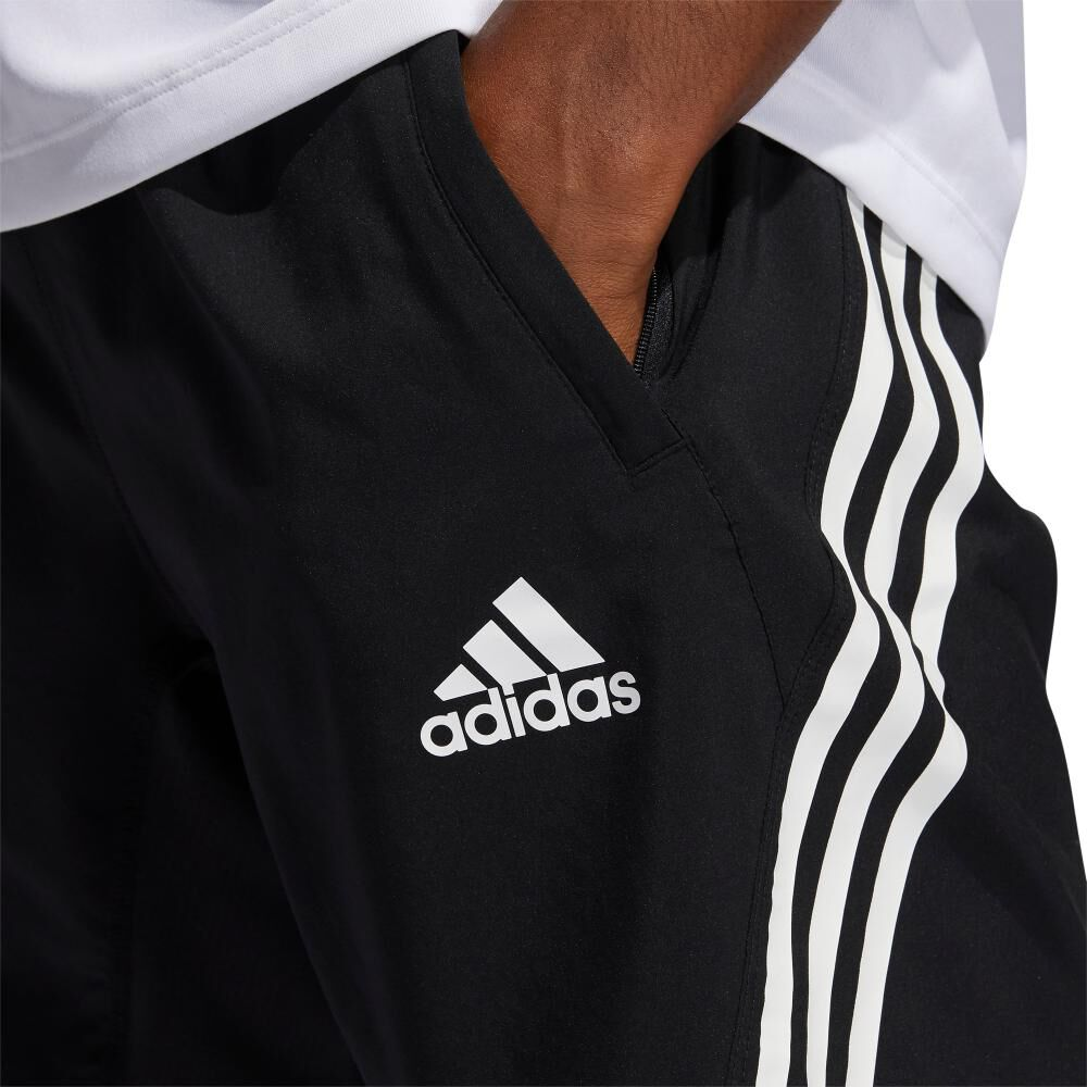 Short Hombre Adidas Aeroready Woven 3s 8-inch image number 3.0