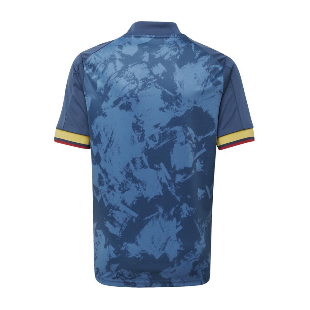 Camiseta De Futbol Hombre Adidas Segunda Equipación Colombia image number 1.0
