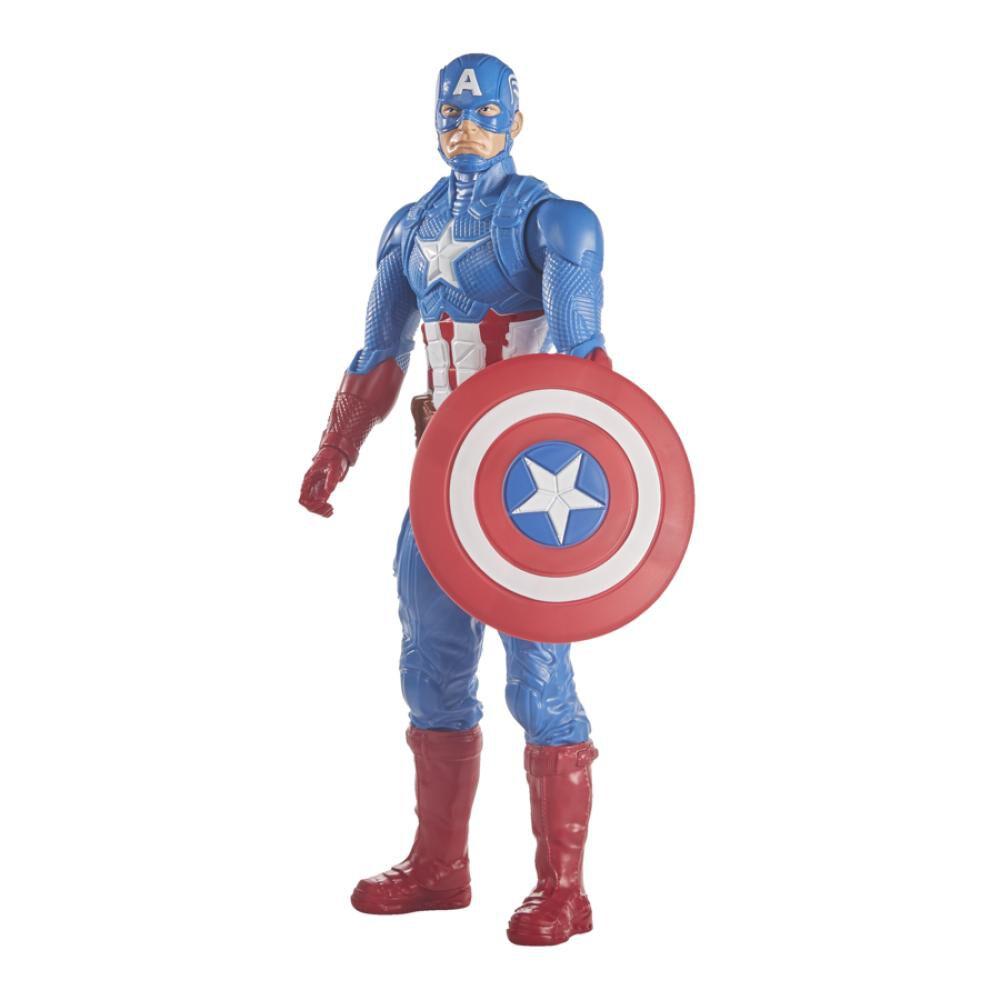 Figura De Accion Avenger Titan Hero Movie Cap image number 3.0