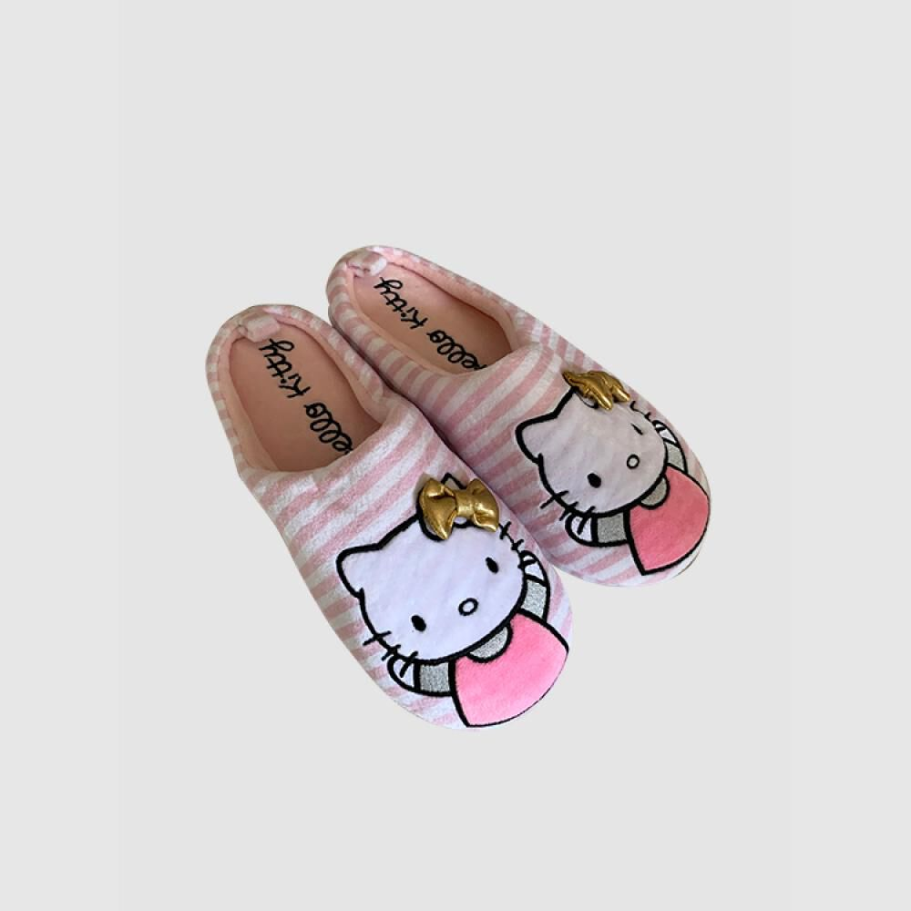Pantuflas Mujer Hello Kitty S134044i21 image number 0.0