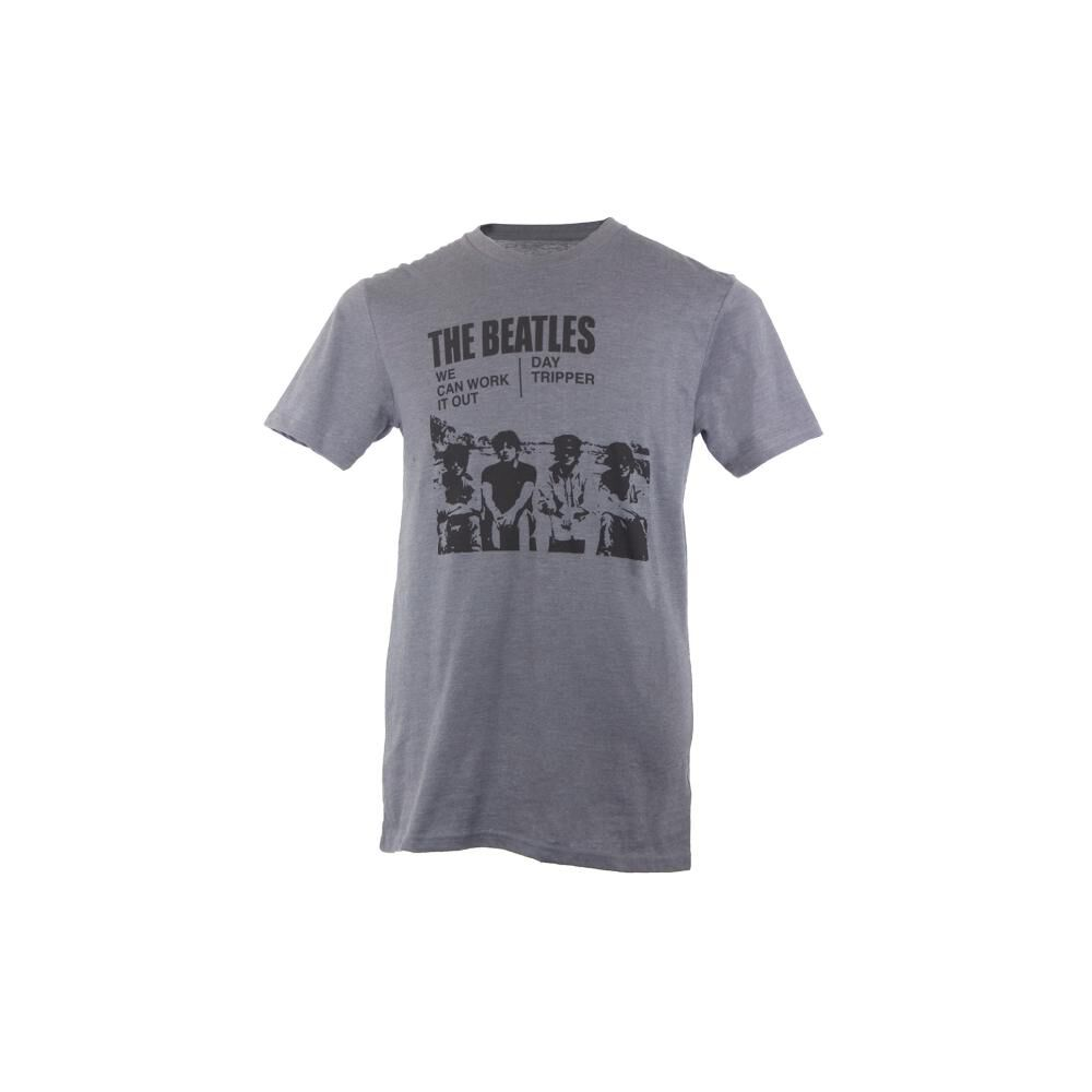 Polera Hombre The Beatles image number 0.0