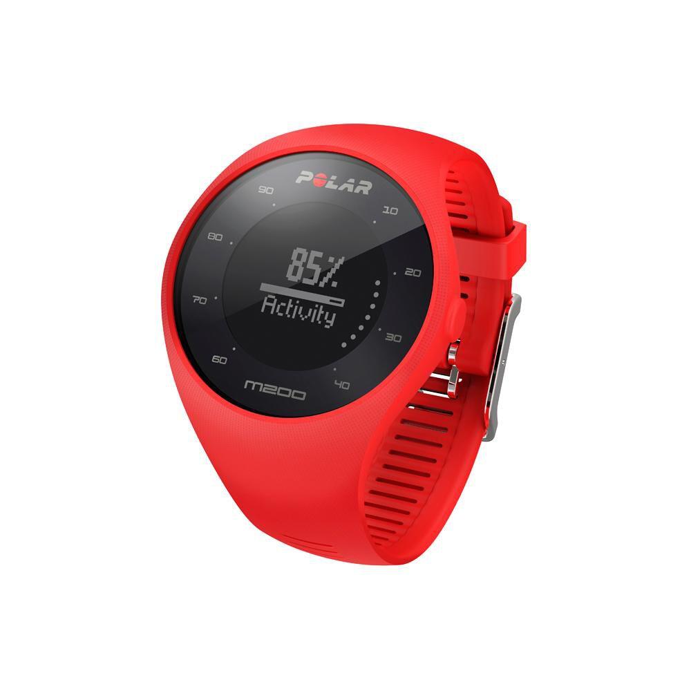 Smartwatch Polar M200  Rojo image number 1.0