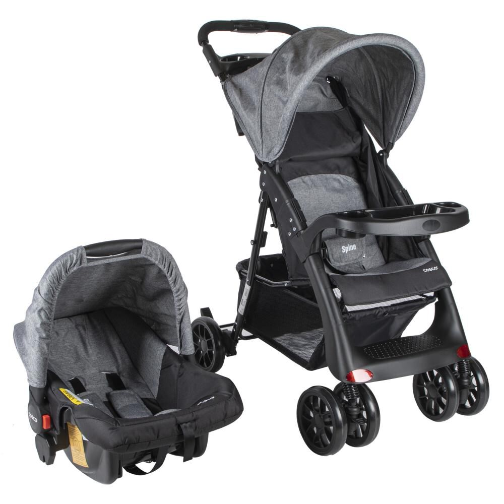 Coche Travel System Infanti Spine image number 0.0