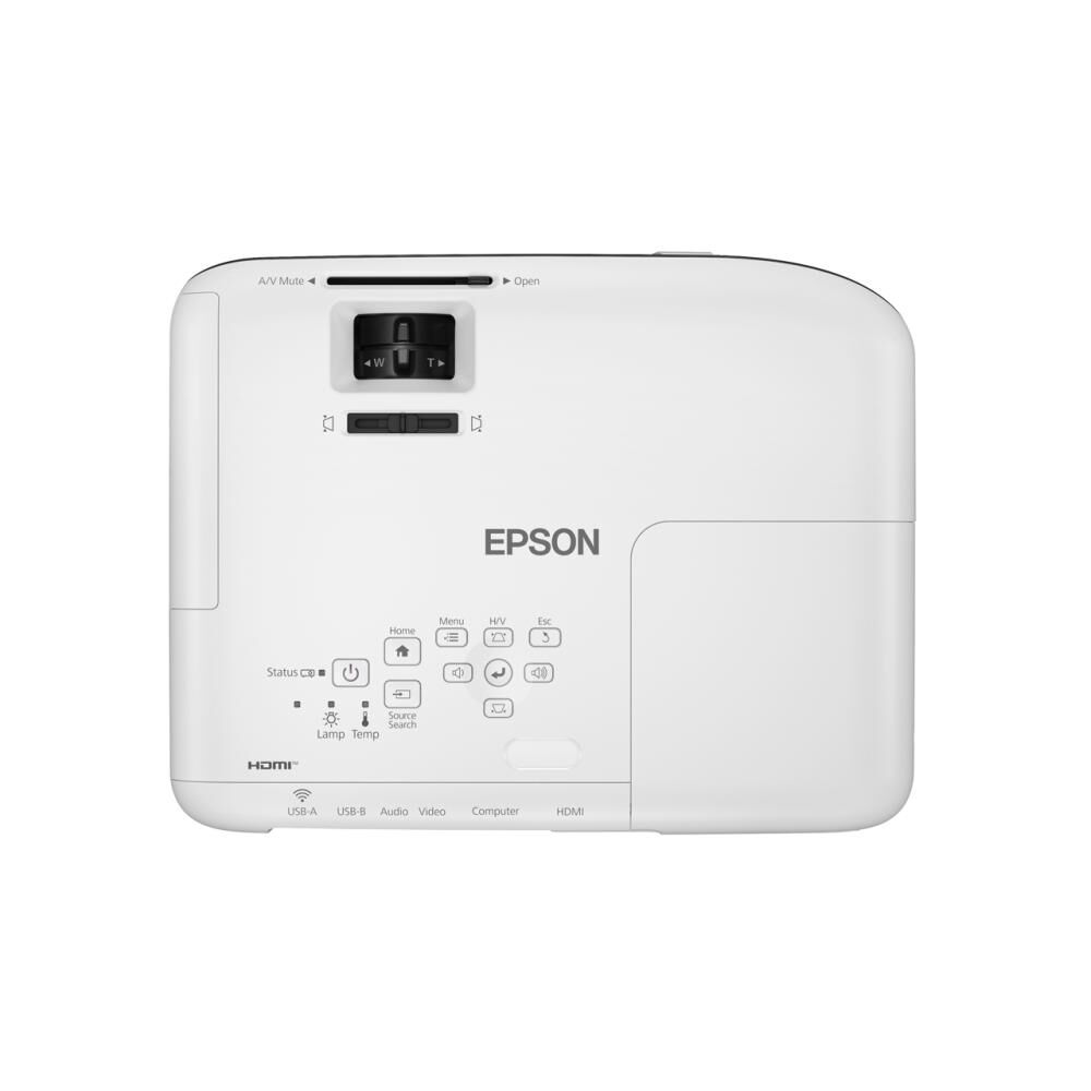 Proyector Epson Powerlite X51+ image number 4.0