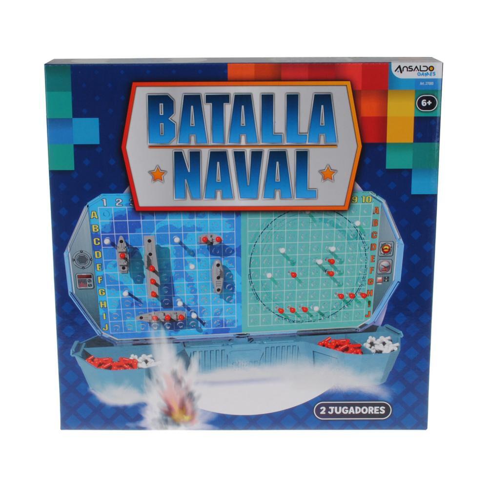 Juegos De Estrategia Ansaldo Games Batalla Naval image number 0.0