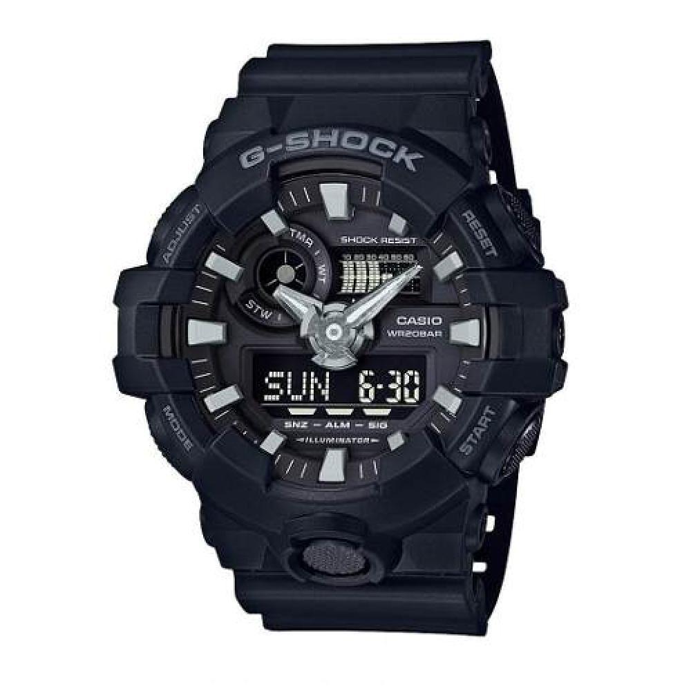 Reloj Deportivo Hombre Casio G Shock Ga-700-1bdr image number 0.0
