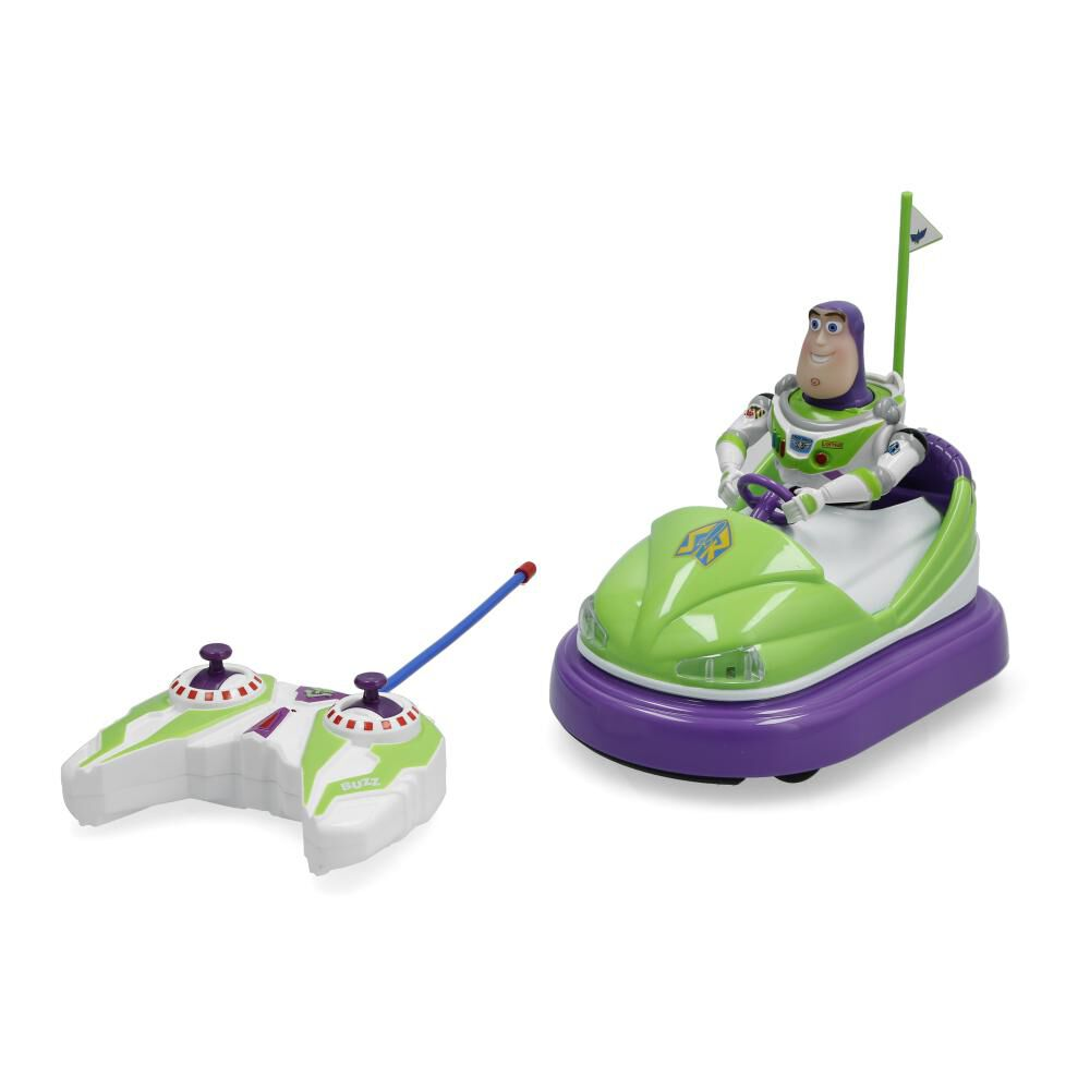 Figura De Pelicula Toy Story Coches Chocones Buzz Lightyear image number 0.0