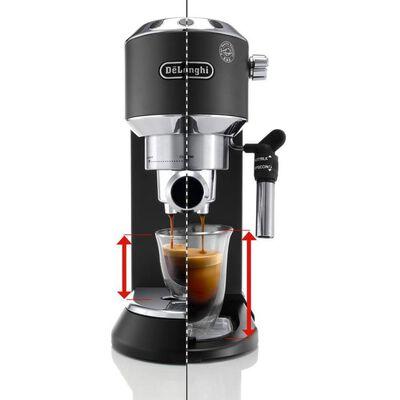 Cafetera De Longhi Dedica Negra Ec 685 Bk / 1,2 Litros