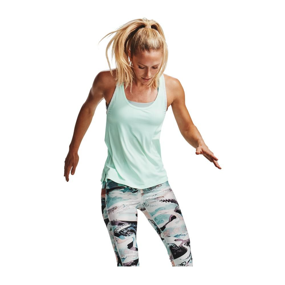 Polera Mujer Under Armour image number 4.0