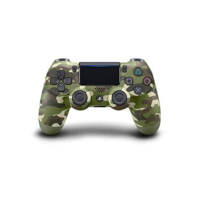 Control Sony Ps4 Verde Camuflado