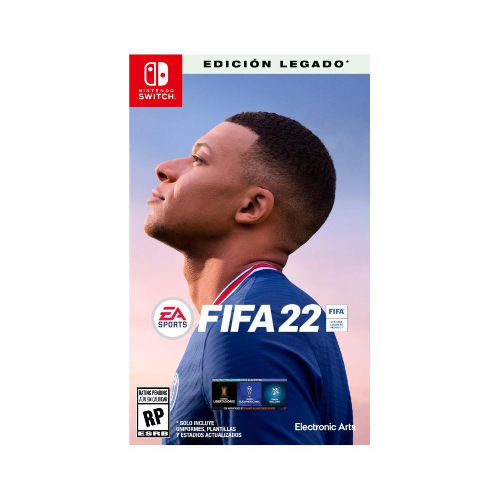 Juego Nintendo Switch Nintendo Fifa 22 image number 0.0