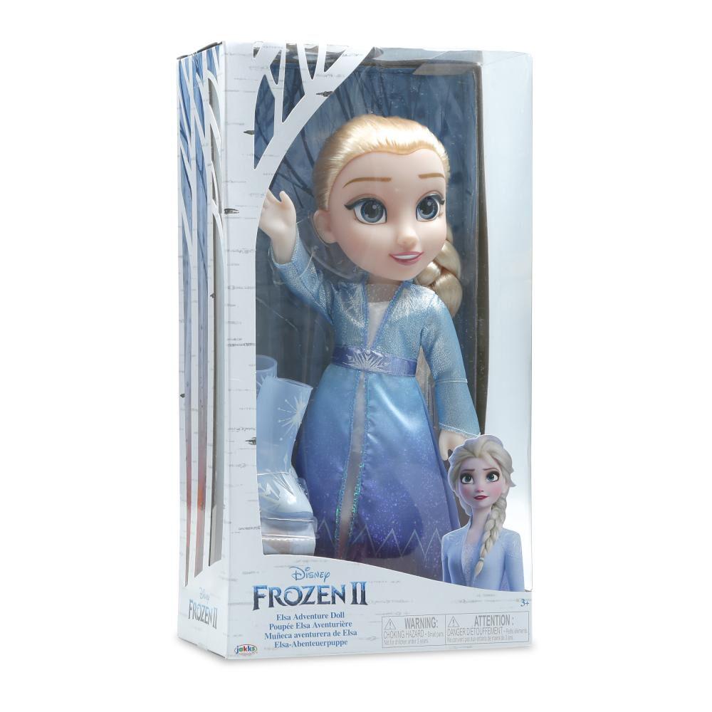 Muñeca Frozen Toddler image number 0.0