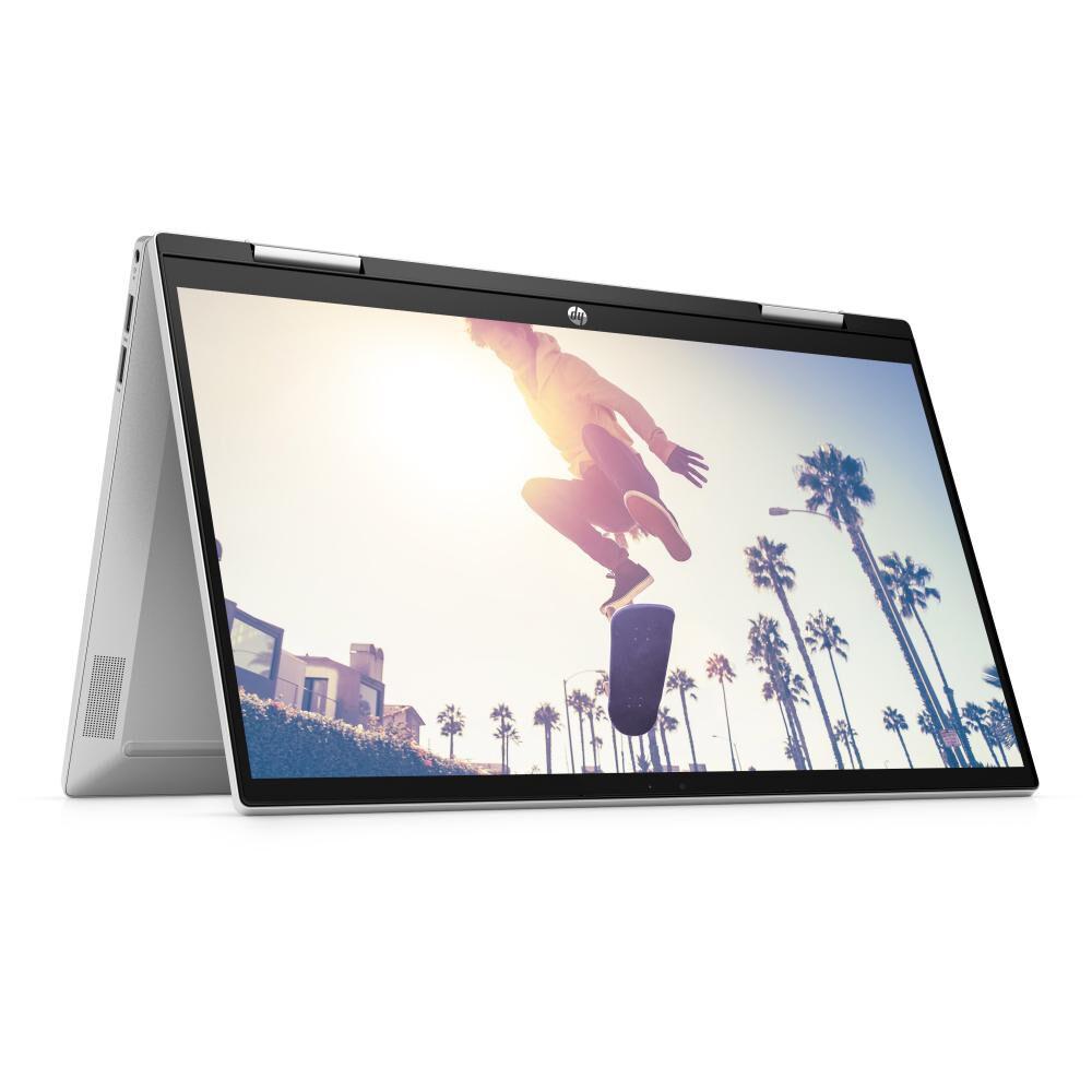 "Notebook Hp Pavilion X360 Convertible 14-dy0002la / Plateado Natural / Intel Pentium / 4 Gb Ram / Intel Uhd / 256 Gb Ssd / 14 "" image number 4.0"