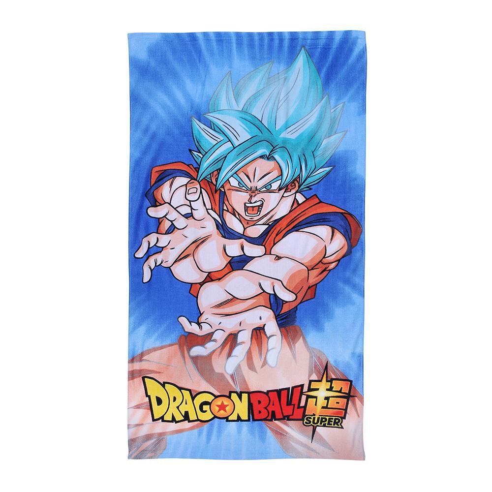 Toalla Playa Dragon Ball Z Kamehameha image number 0.0