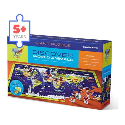 Puzzle Crocodrile 2920-1