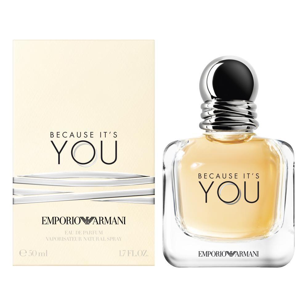 Perfume Giorgio Armani Because Its / 50Ml / Edp image number 0.0