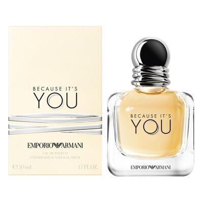 Perfume Giorgio Armani Because Its / 50Ml / Edp