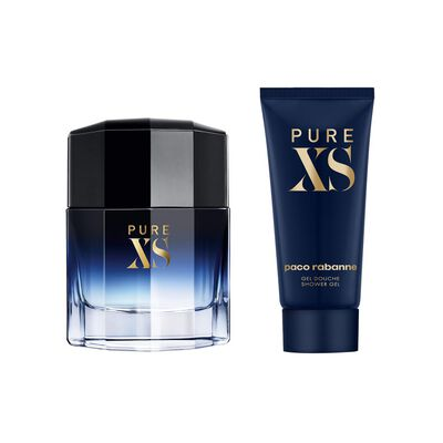Set Pure Xs Edt 100 Ml + Shower Gel 100 Ml Paco Rabanne