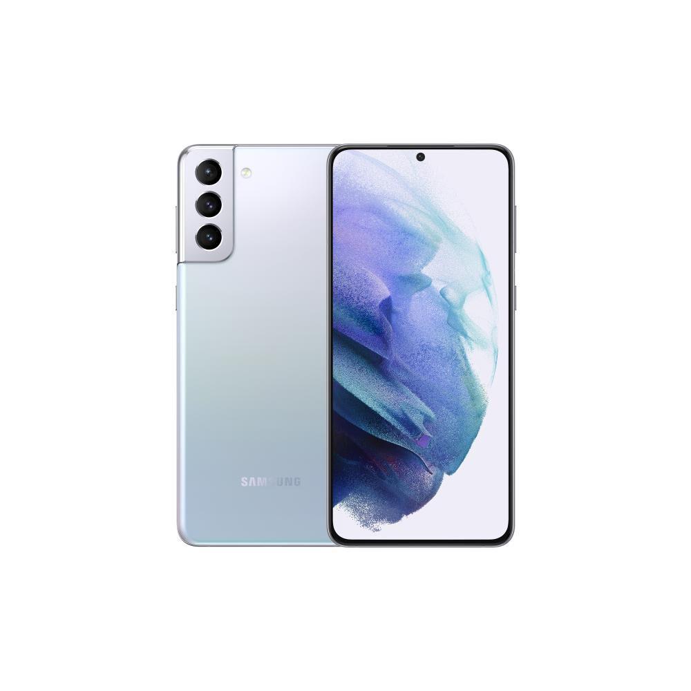 Smartphone Samsung S21+ Phantom Silver / 128 Gb / Liberado image number 0.0