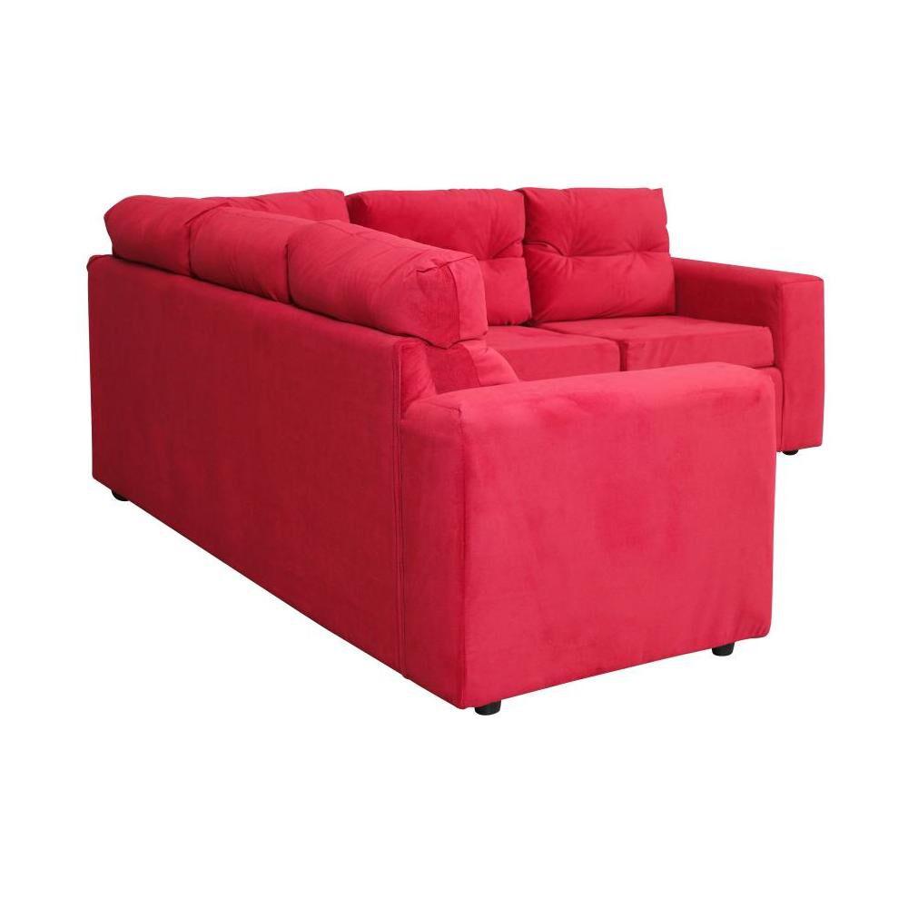 Sofa Seccional Casaideal 2P Lyon Felp / 5 Cuerpos image number 2.0