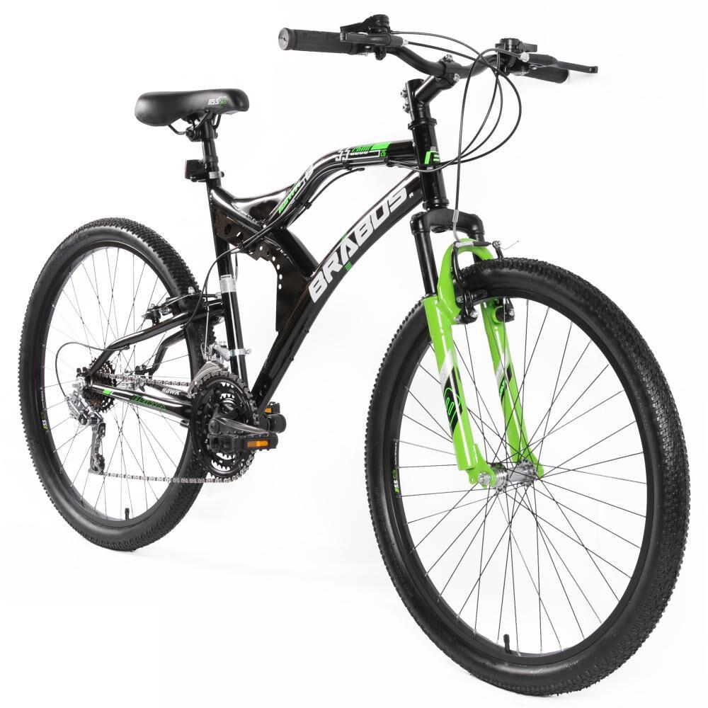 Bicicleta Mountain Bike Brabus Hawk2600ss / Aro 26 image number 1.0