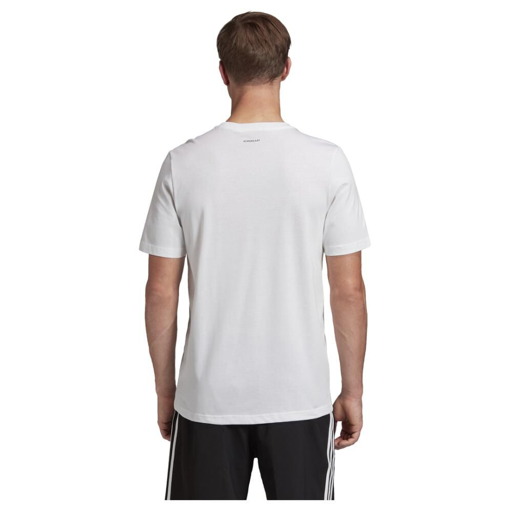 Polera Hombre Adidas Logo Hyperreal image number 3.0