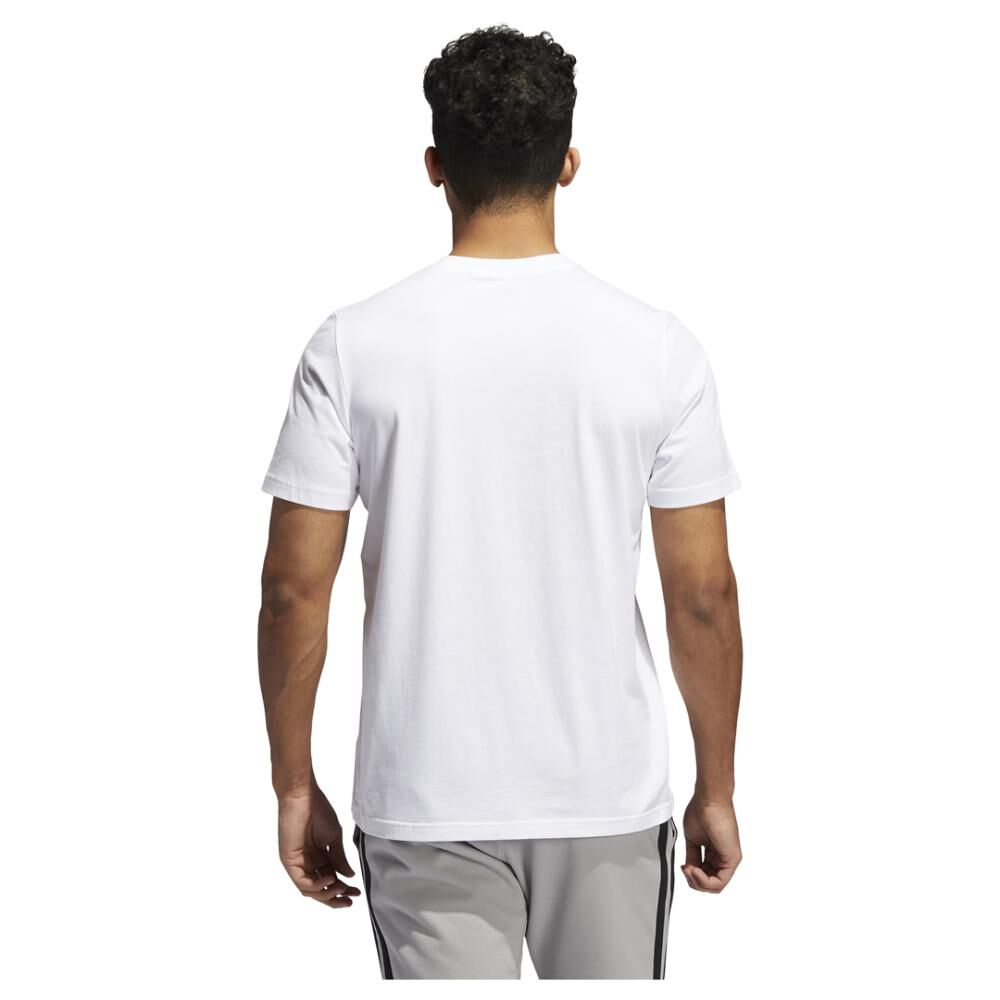 Polera Hombre Adidas Future Hoops Graphic image number 3.0