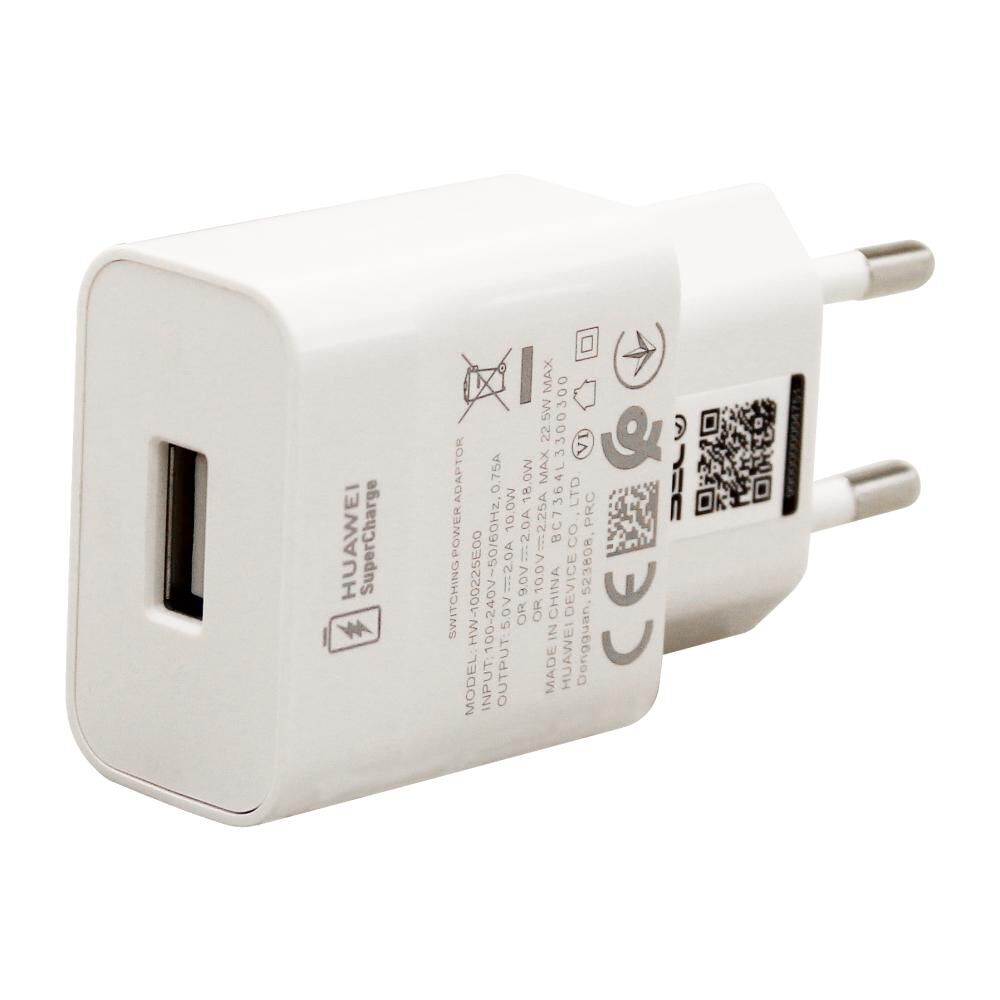 Cargador Para Celular Huawei Fastcharge Cp404 image number 1.0