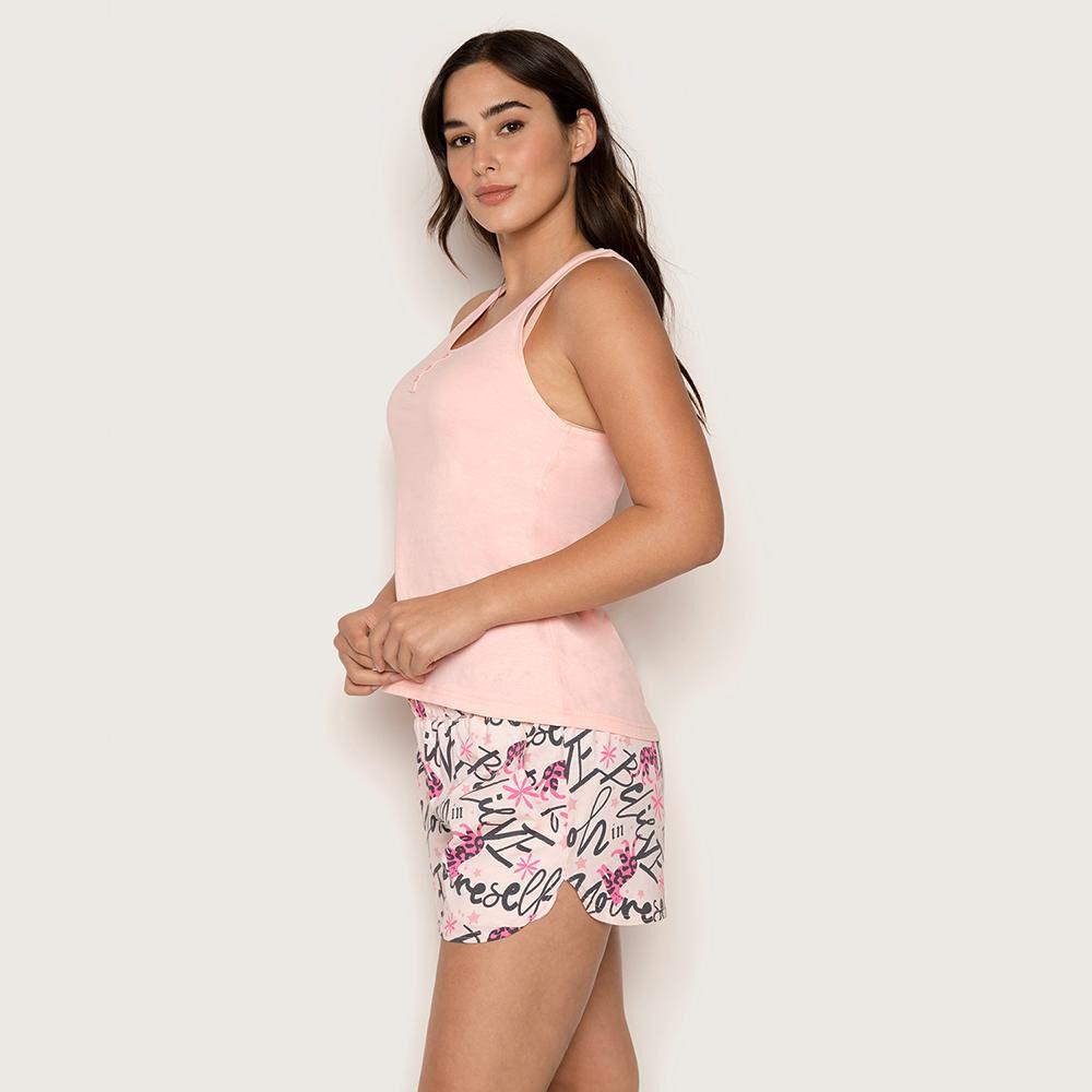 Pijama Mujer Palmers image number 1.0