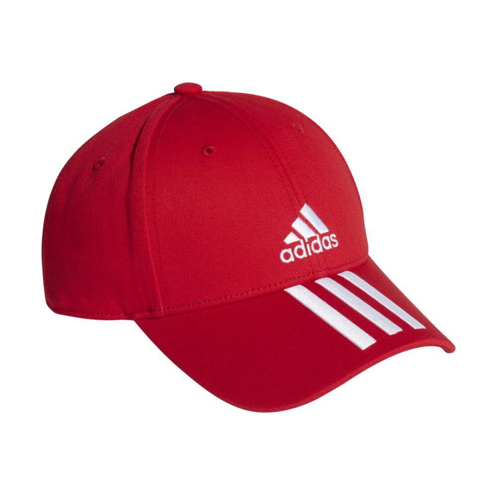 Jockey Adidas Baseball 3 Stripes Cap Cotton Twill image number 1.0
