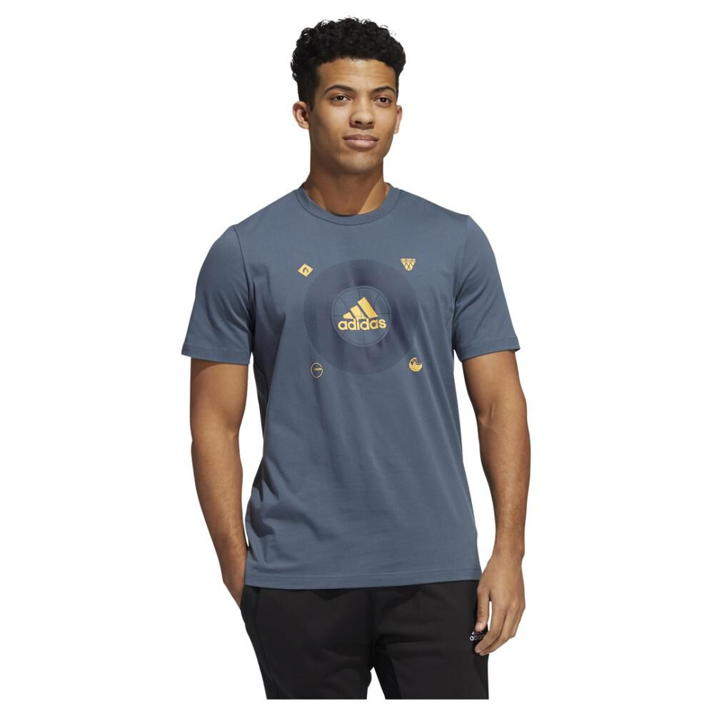 Polera Hombre Adidas Bos Icons image number 0.0