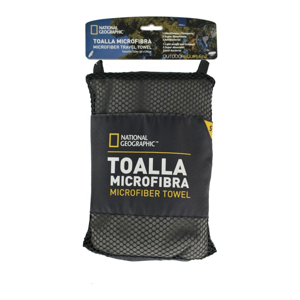 Toalla Microfibra National Geographic
