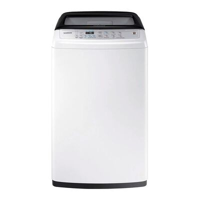 Lavadora Samsung Wa90H4400Sw / 9 Kilos