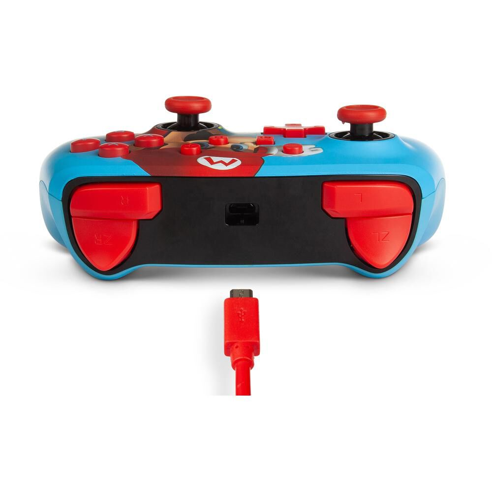 Control Nintendo Switch Nintendo Mario Punch image number 5.0