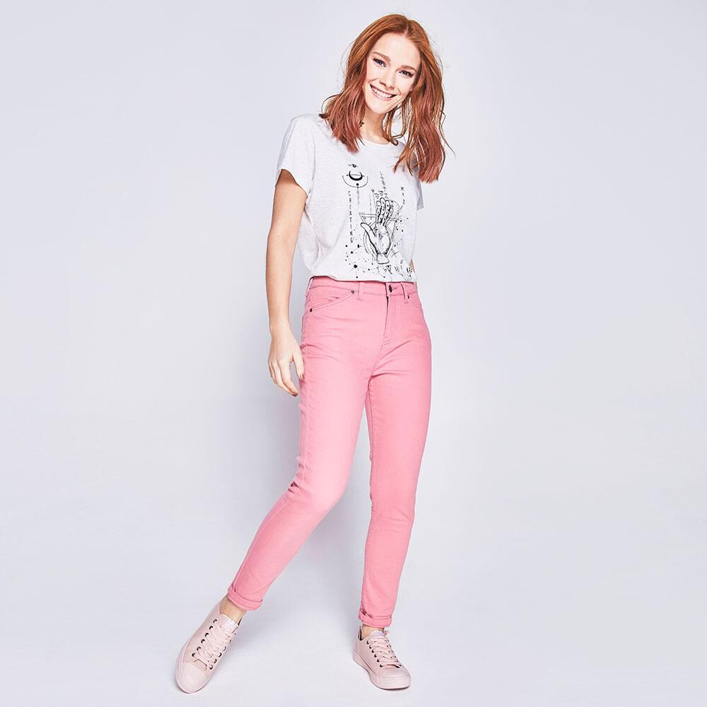 Jeans  Mujer Ocean Pacific image number 1.0