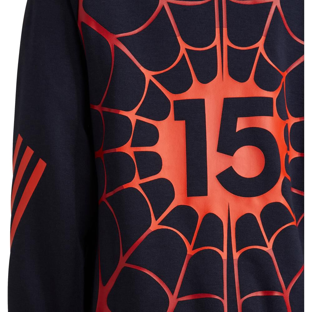 Polerón Niño Adidas Marvel Spider-man image number 4.0