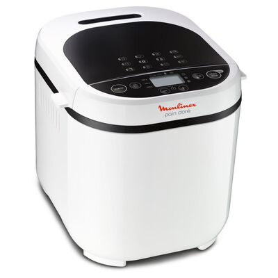 Máquina De Hacer Pan Moulinex Ow210130