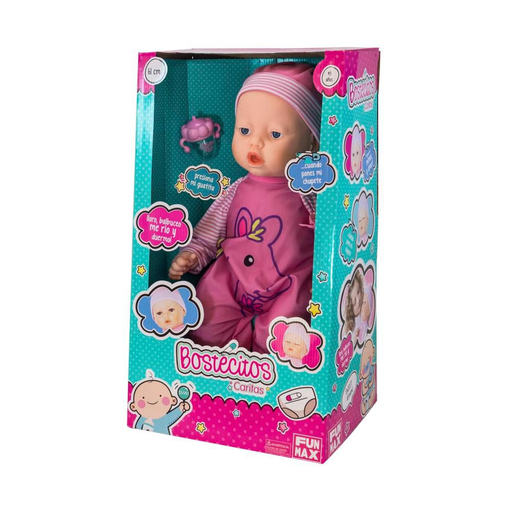 Muñeca Bostecitos Babydoll image number 3.0