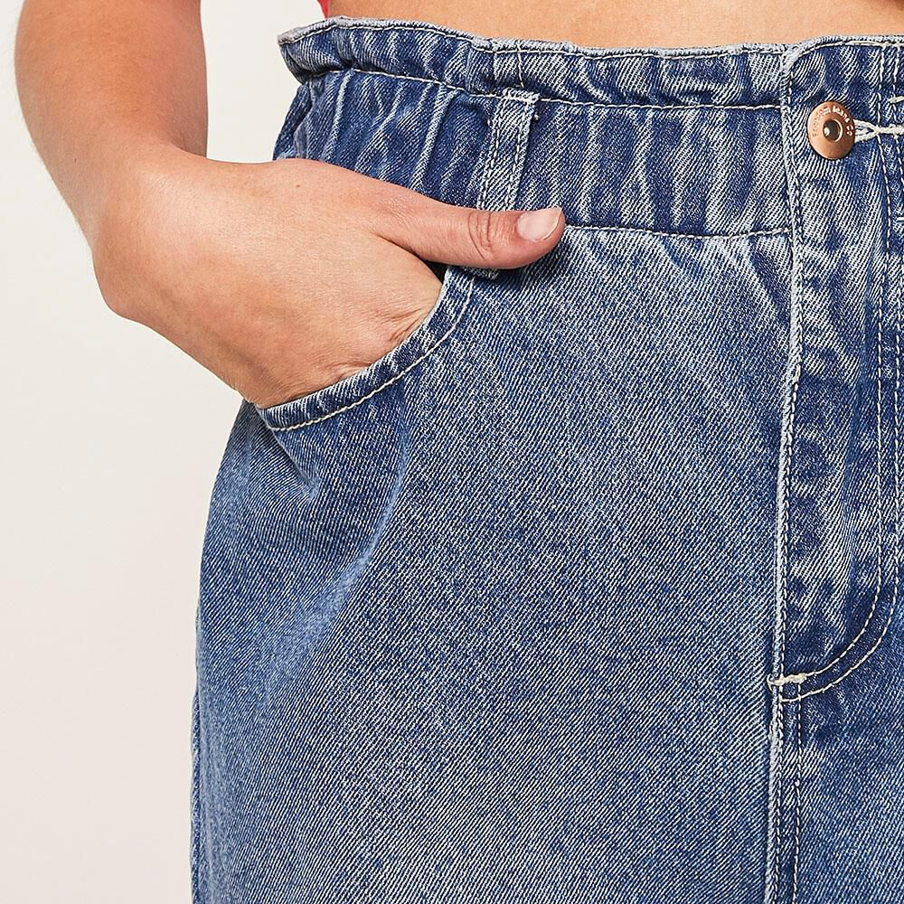Jeans Mom Mujer Freedom image number 3.0