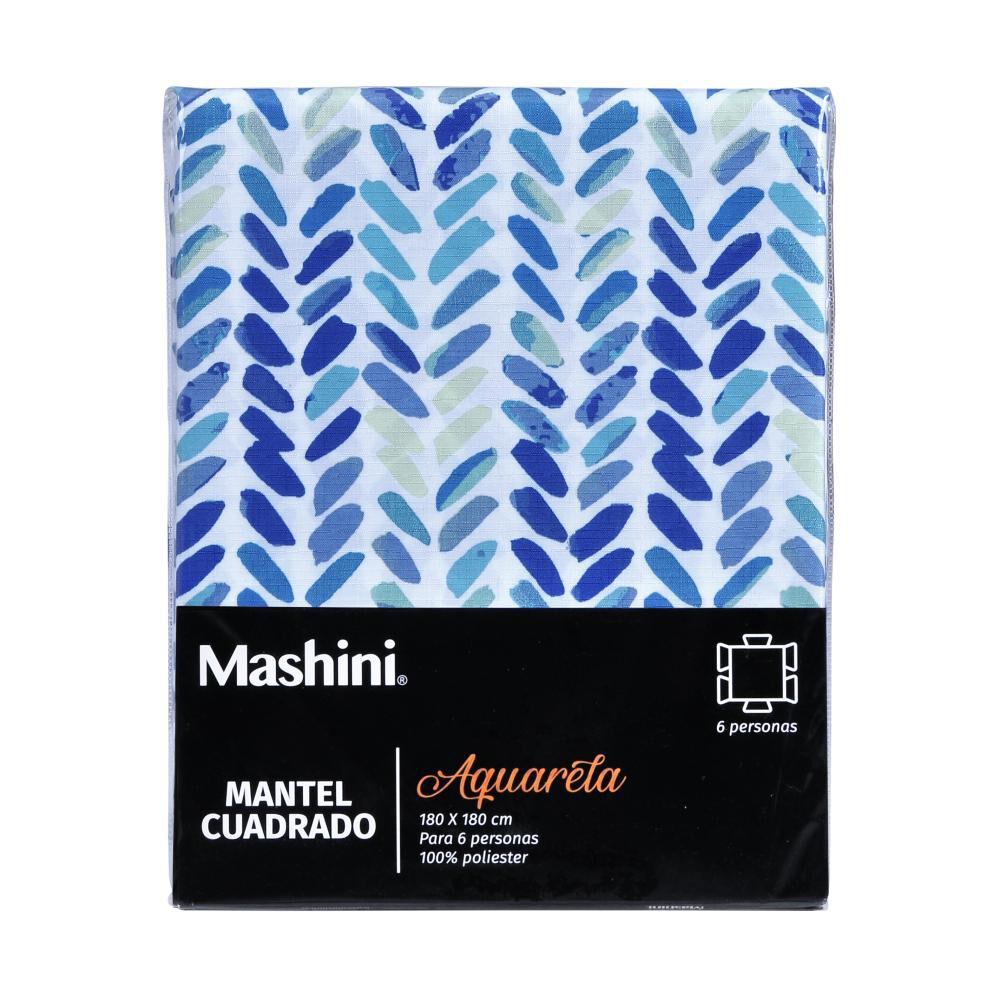 Mantel Mashini Geometric image number 2.0