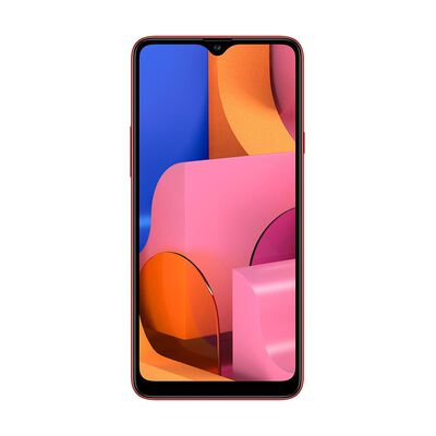 Smartphone Samsung A20S Rojo 32 Gb / Liberado