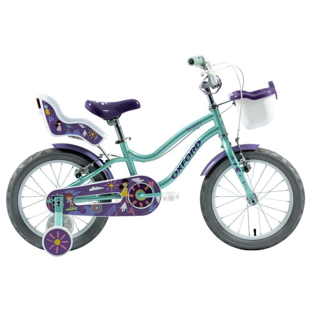 Bicicleta Infantil Oxford 404Bn10Ja0 Aro 16 image number 0.0