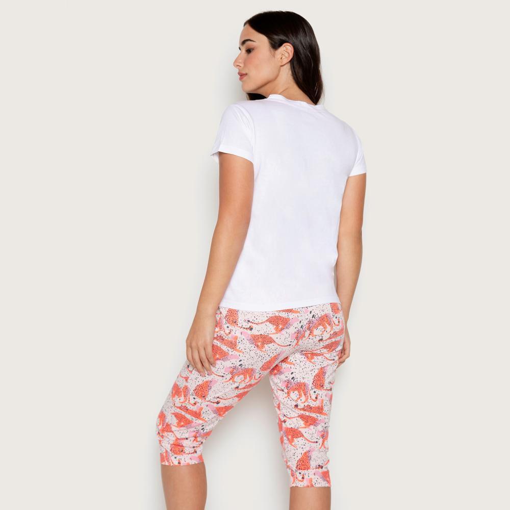 Pijama Mujer Palmers image number 2.0