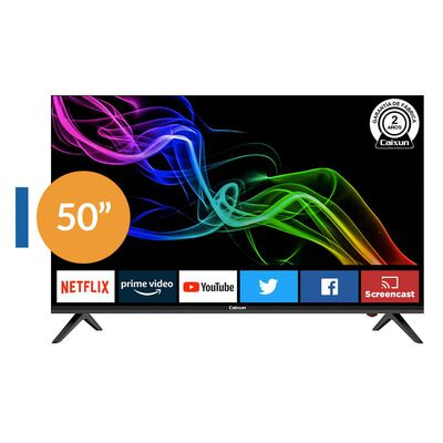 "Led Caixun CS50S1 / 50"" / Ultra Hd / 4k / Smart Tv"