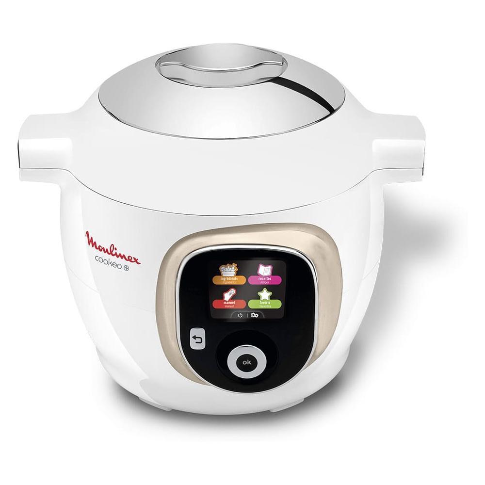 Robot De Cocina Moulinex Cookeo / 6 Litros image number 0.0