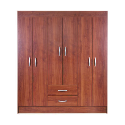 Closet Casa Ideal Trancura / 6 Puertas / 2 Cajones