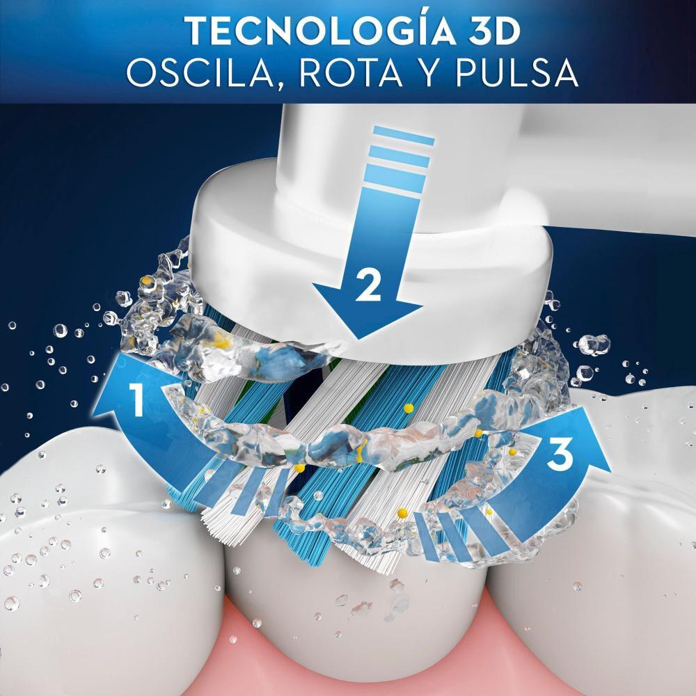 Cepillo De Dientes Oral-B Triumph 5000 image number 4.0