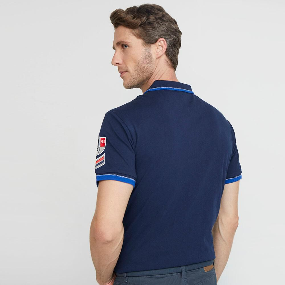 Polera  Hombre The King'S Polo Club image number 2.0