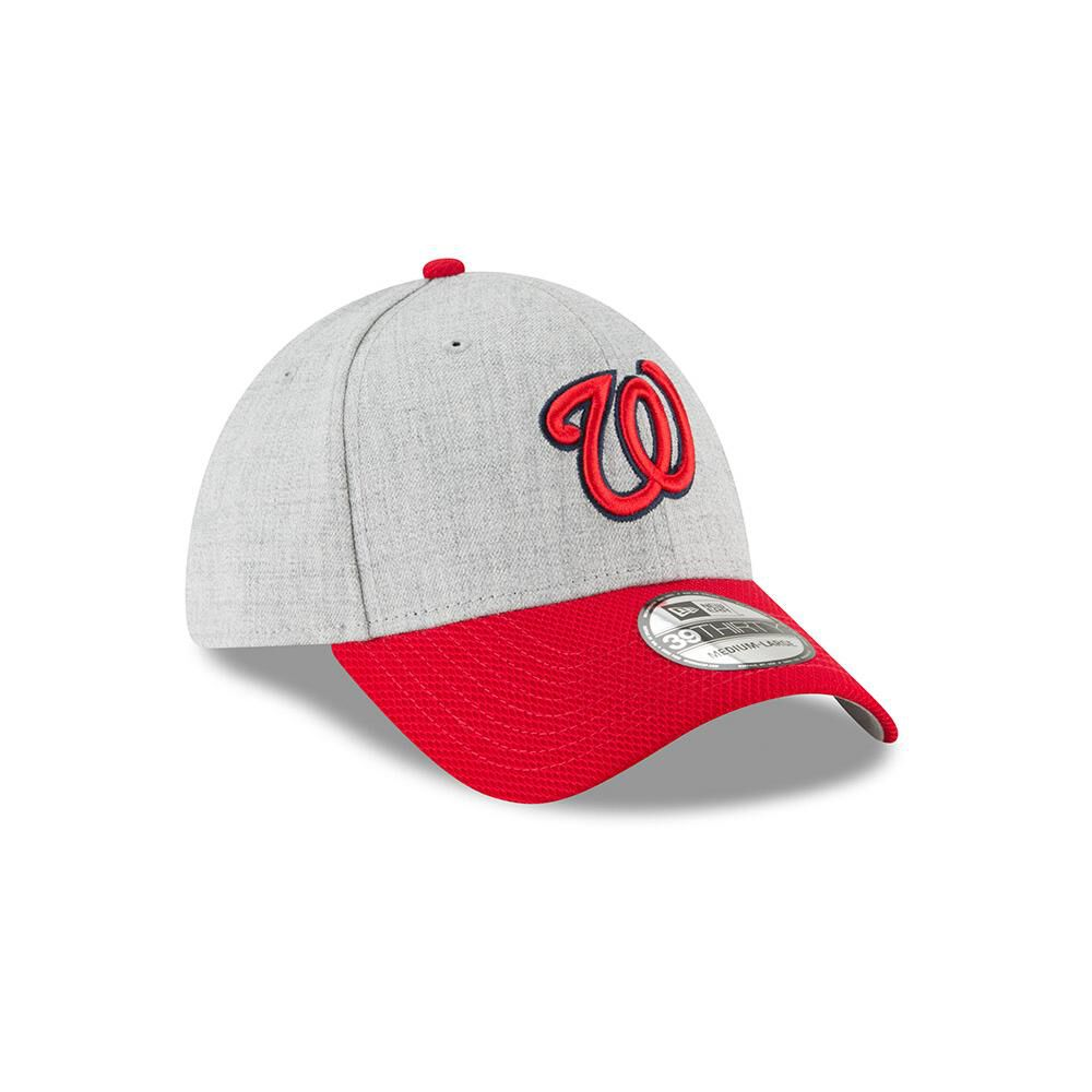 Jockey New Era 3930 Washington Nationals image number 1.0