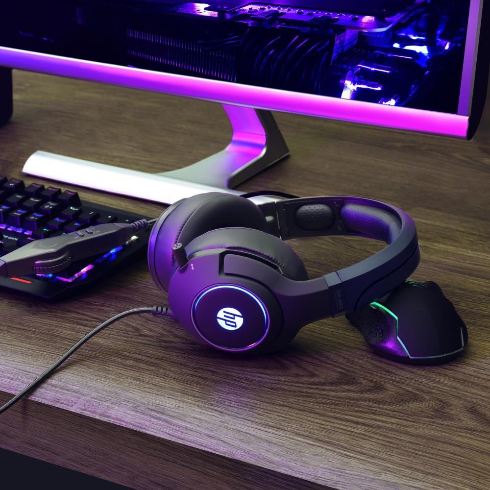 Audífonos Gamer Hp Dhe-003 Usb 7.1 Led image number 6.0